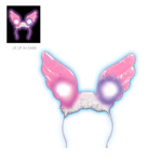 Lady Gaga Flying Pig Wings Light Up Hair Bow