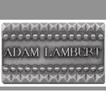 ADAM LAMBERT STUD BELT BUCKLE
