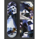 Mike Shinoda Wine Skateboard Deck