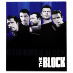 New Kids on the Block Tour Program