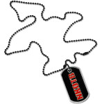 New Kids on the Block Coming Home Dog Tag