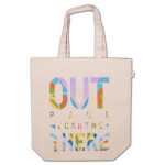 Paul McCartney Stamped Out There Tote Bag