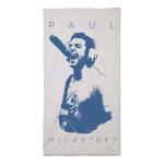 Paul McCartney Sing Song Beach Towel
