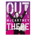 Paul McCartney Out There 2014 Program
