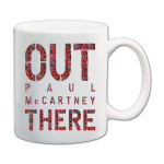 Paul McCartney The Wave Coffee Mug