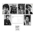Paul McCartney Photo Series Postcard Set