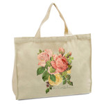 Paul McCartney Garden Rose Tote Bag