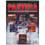 Pantera Guitar Anthology Series Songbook