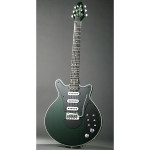 Queen BMG Green Guitar