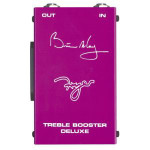 Queen - Fryer Sound Brian May Treble Booster Deluxe Effects Pedal