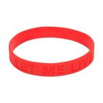 Queen Freddie Mercury Red Bracelet