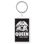 Queen + Adam Lambert Acrylic Keyring