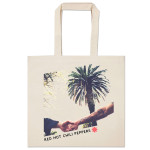 Red Hot Chili Peppers Palm Shake Tote Bag