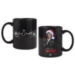 Rod Stewart Holiday Mug