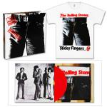 Rolling Stones Sticky Fingers Vinyl Box Set