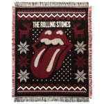 Rolling Stones Holiday Blanket