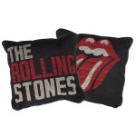 Rolling Stones Holiday Square Pillow
