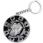 Rolling Stones Casino Boogie Keychain