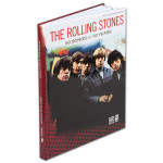 The Rolling Stones: 50 Songs for 50 Years Hard Cover Book