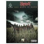Slipknot All Hope Is Gone Songbook