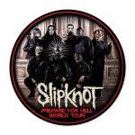 """Slipknot PFH 4"""" Round Sticker"""