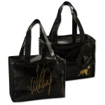 Whitney Houston Black Handbag
