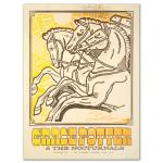 GPN Fall Lithograph - Denver, COL., U.S. 10/26/2012