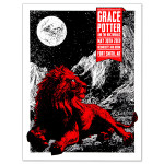 GPN - May 30th 2013 Neumeier's Rib Room Show Print