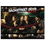 Backstreet Boys Popcorn Poster