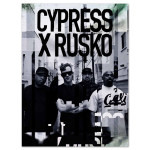 Cypress Hill & Rusko Glitch Poster