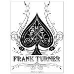 Frank Turner Lithograph