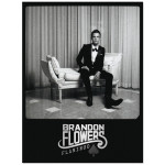 Brandon Flowers Polaroid Poster