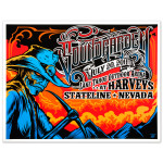 Soundgarden Lake Tahoe Print