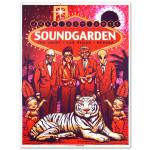 Soundgarden Las Vegas Print