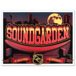 Soundgarden Canada Show Print