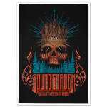 Soundgarden Showbox Seattle 4/16/10 Print
