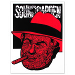 Soundgarden Atlantic City N.J. 7/14/11  Print