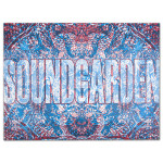 Soundgarden 1/26 Sound Academy Toronto Canada Print