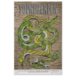 Soundgarden May 22, 2013 Kansas City, MO Show Print