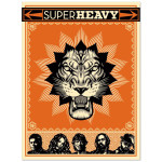 SuperHeavy Signed Screen Print