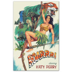 Katy Perry Roar Poster