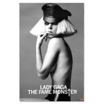 Lady Gaga Fame Monster Poster
