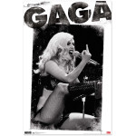 Lady Gaga Finger Poster