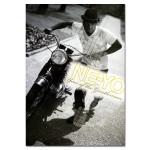 Ne-Yo Motorcycle Poster