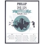 Phillip Phillips Tour Poster