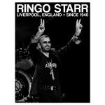 "Ringo Starr Starr Photo Litho 18x24"""