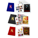 3 Deluxe 14 On Fire Tour Lithograph Sets (Same Number)