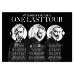 Swedish House Mafia One Last Tour Poster