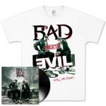 Bad Meets Evil - Hell: The Sequel 2 LP Vinyl/T-Shirt Bundle