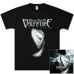 Bullet For My Valentine Fever CD / Men's T-Shirt Bundle
